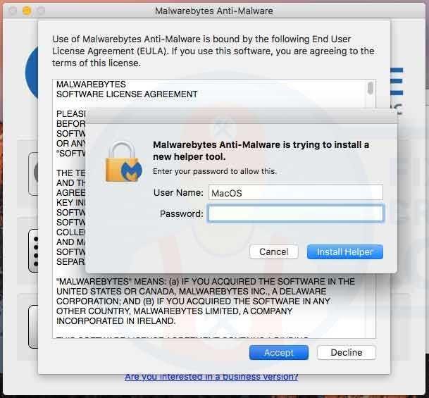 MalwareBytes Anti-Malware Cleanup Tool