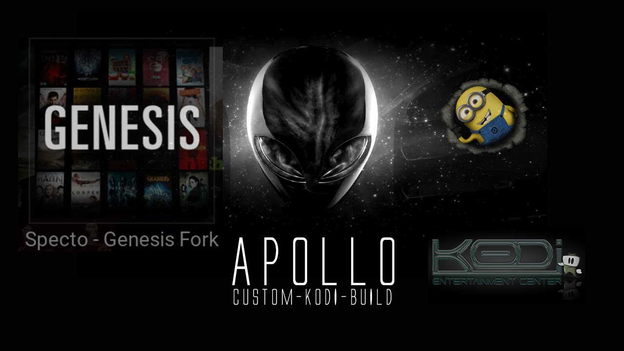 Apollo Kodi Build 2018