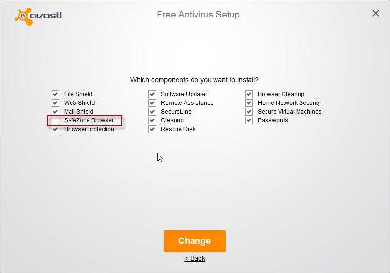 How to uninstall or remove avast safezone browser? Techmused.