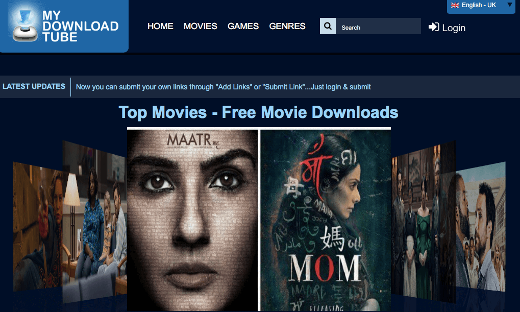 My Download Tube - Best site to download TV series without registration