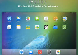 iPadian- - top 10 iOS emulators