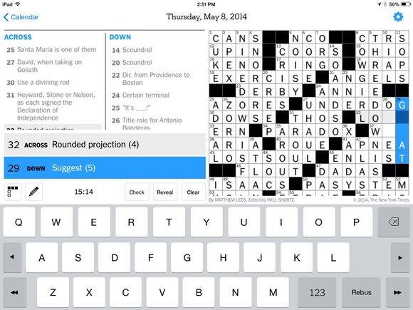 best crossword apps