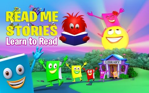 Read Me Stories - best apps for kids