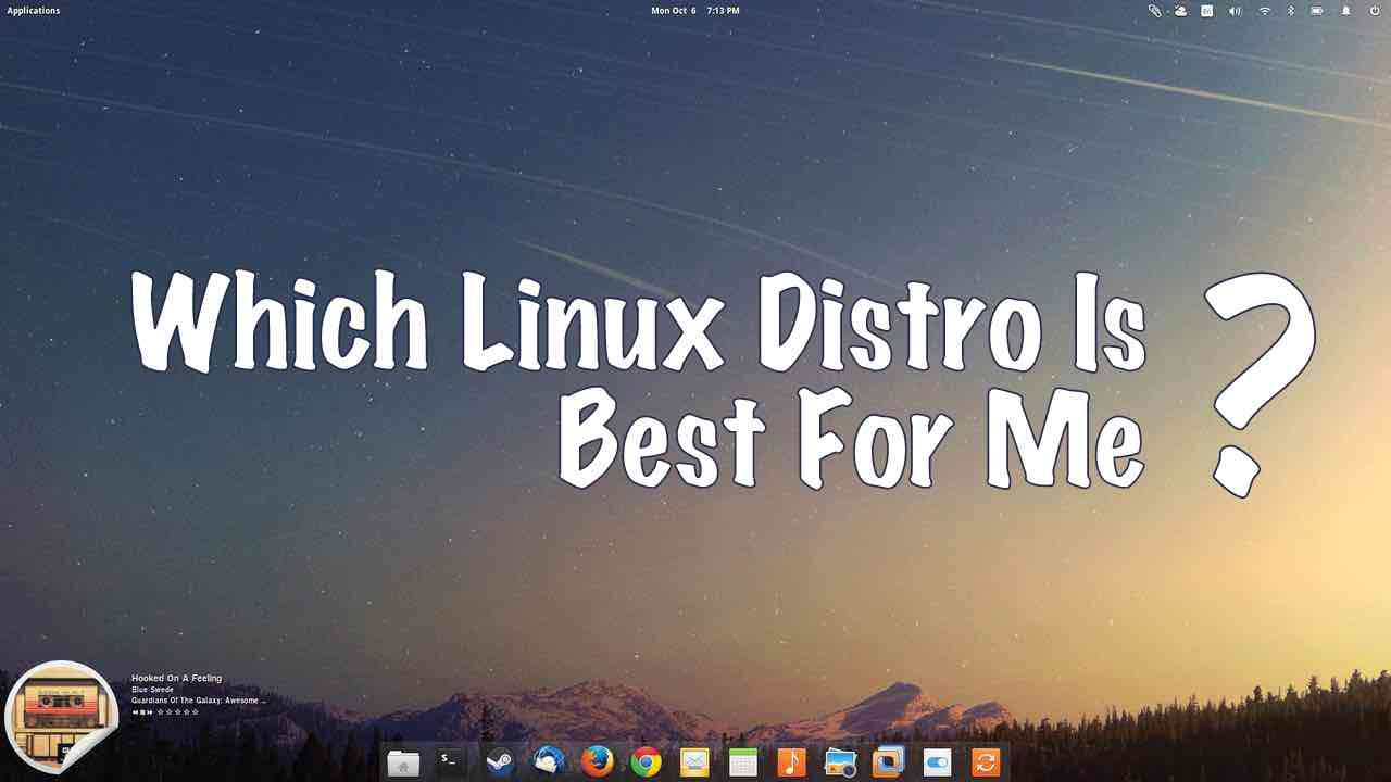 Best Linux Distro For Laptops Techmused