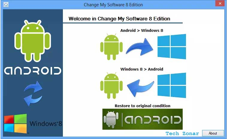 How to Install Change My Software on Android