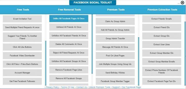 social toolkit