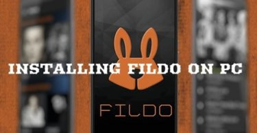 Install Fildo On PC Windows
