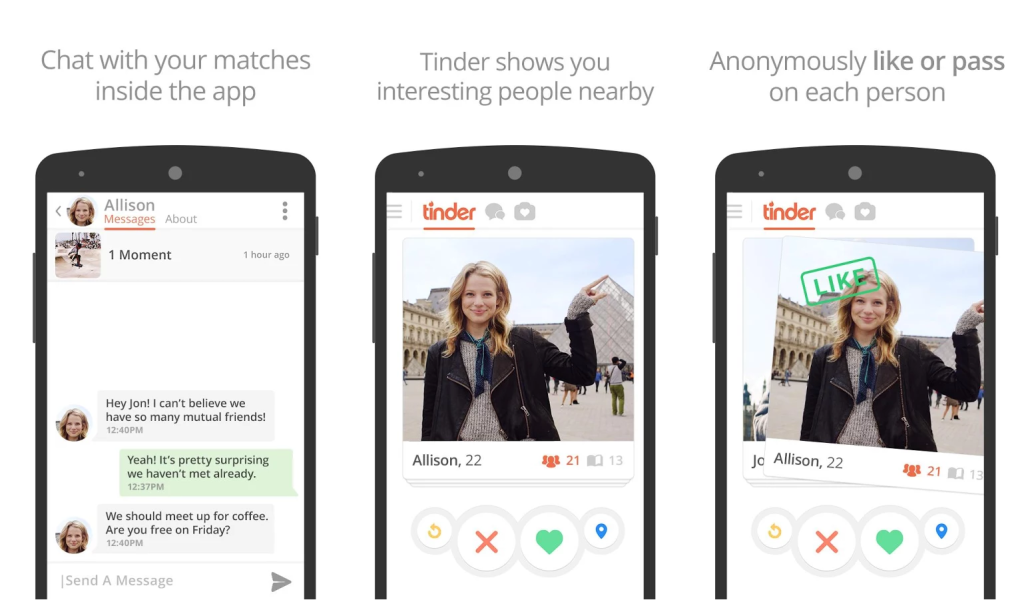 Tinder app download for pc