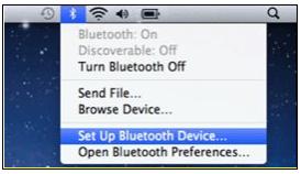 bluetooth settings mac os