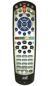 Program dish remote 20.0 to TV