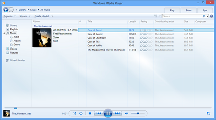 windows media player for windows