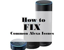 how to fix common alexa issues