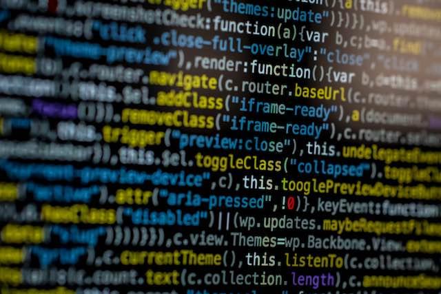 Blockchain programming language C++