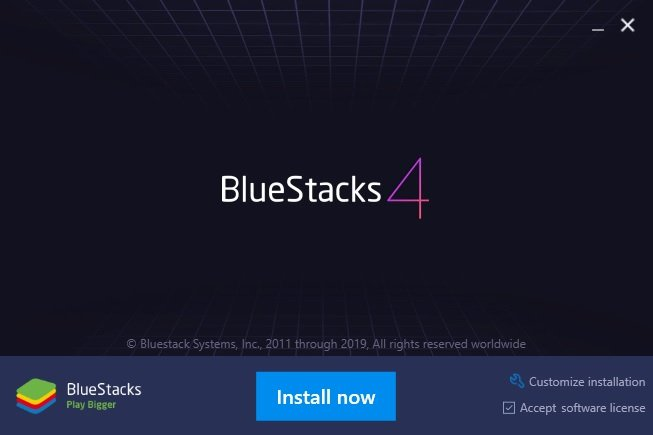 Bluestacks Emulator enables V380 Pro for PC