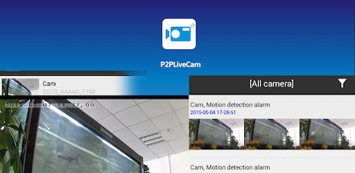 P2PLiveCam App