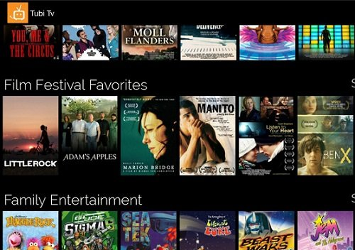Tubi Tv Movies and Shows