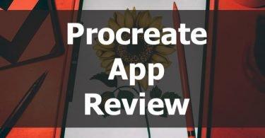 Procreate app