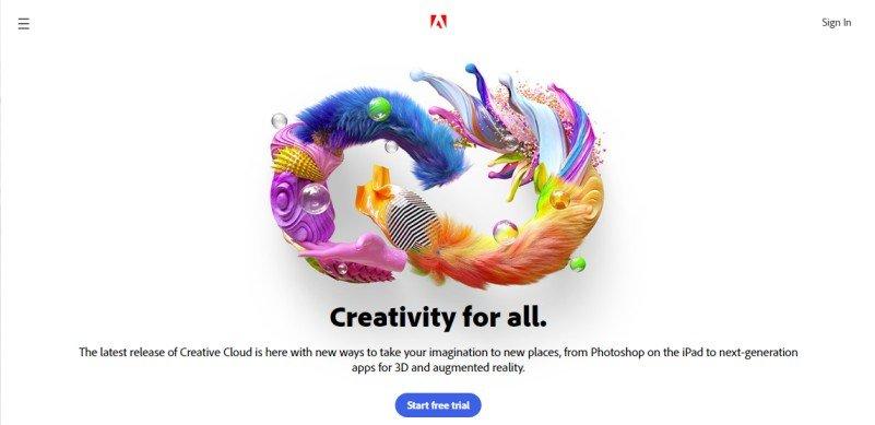 AdobeXD_Website