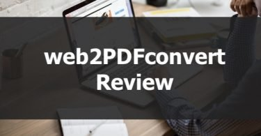 web2PDFconvert review