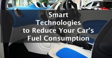smart technologies to reduce your cars fuel consumption