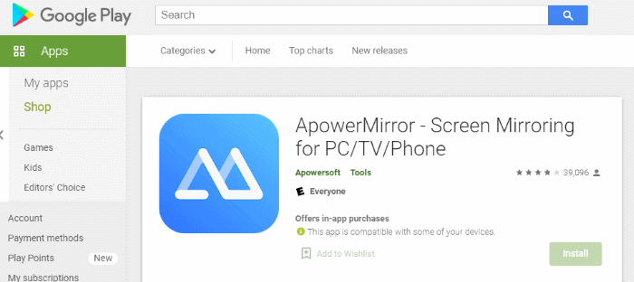 Download ApowerMirrorr On Your Phone