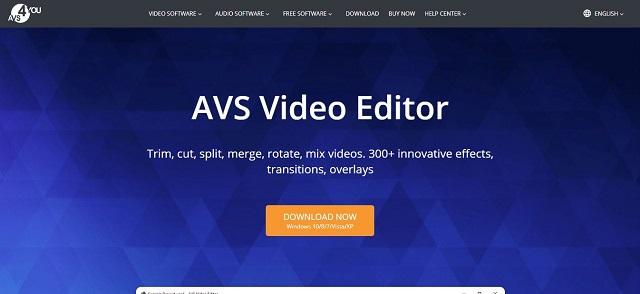 AVS Editor Plus